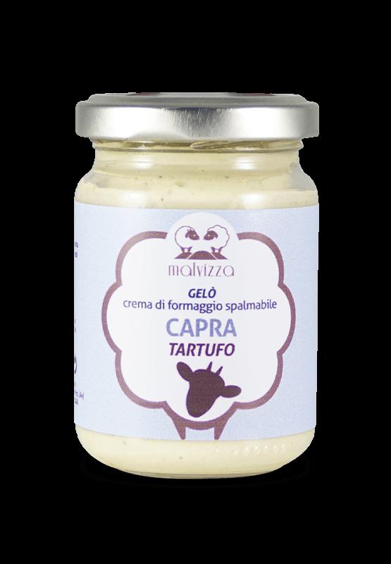 Creme Spalmabili Gelò - Capra Tartufo