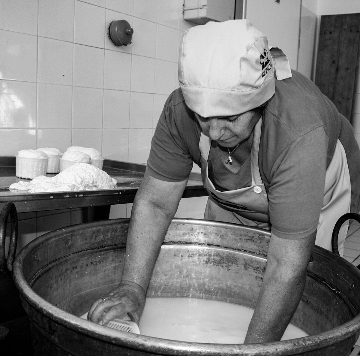Malvizza - Produzione formaggi